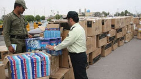 اطلاعیه وزارت اطلاعات درباره برآورد حجم قاچاق سالانه کالا در کشور