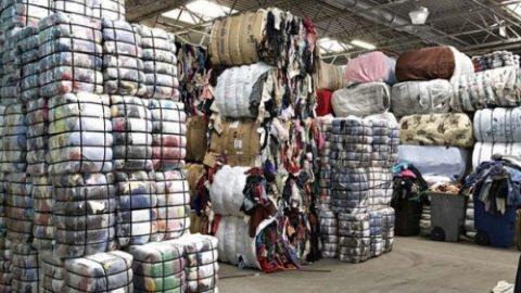 کشف لباسهای قاچاق در عوارضی تهران-ساوه