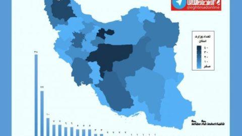 کدام استان ها در دولت های پس از انقلاب وزیر نداشته است ؟ +عکس