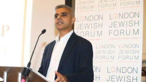 درخواست شهردار لندن برای ممنوعیت فعالیت حزبالله