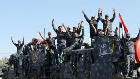 نماهنگ انتقام به بهانه آزادسازی موصل