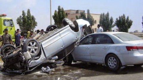 واژگونی خودرو در زنجان ۸ مصدوم بر جا گذاشت