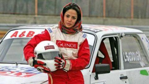 لاله صديق: شوماخر ایران هستم اما همه نه، برخی از مردان به من نمی رسند