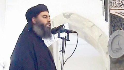 داعش از بازگشت ابوبکر البغدادی به عراق خبر داد