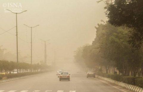 آلودگي هوا تا پنجشنبه در ٤ كلانشهر باقي مي ماند