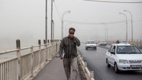 """گرد و غبار """"عراقی"""" فردا وارد کشور می شود"""