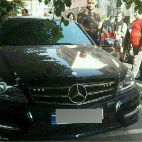 اتومبیل جدید علی دایی +عکس