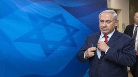 انتقاد نتانیاهو از توئیت ظریف درباره تبریک کریسمس