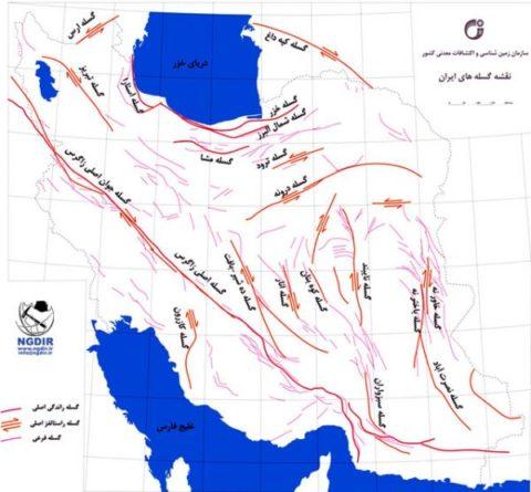 چرا ایران میلرزد؟