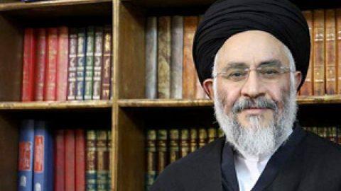 محقق داماد: قبول دارم که گناه باعث زلزله است،اما گناهانی مثل رشوه و فساد اداری