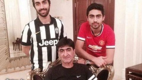 حرفهای تاملبرانگیز پسر ناصرمحمدخانی درباره جوکهایی که برای پدرش میسازند