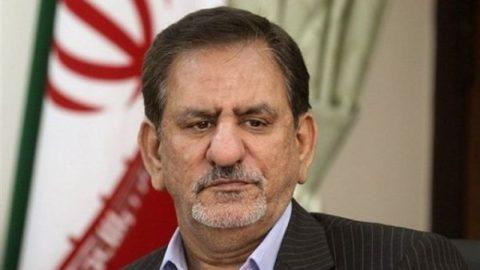 جهانگیری: زلزله تهران اخطاری جدی به همه ما بود