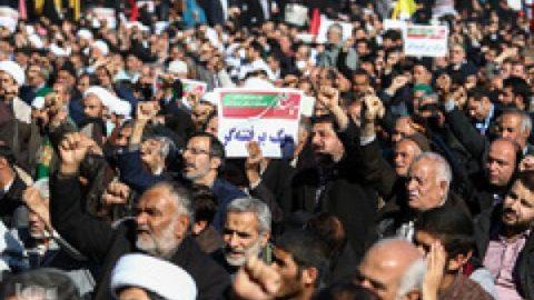 راهپیمایی متفاوت در مشهد