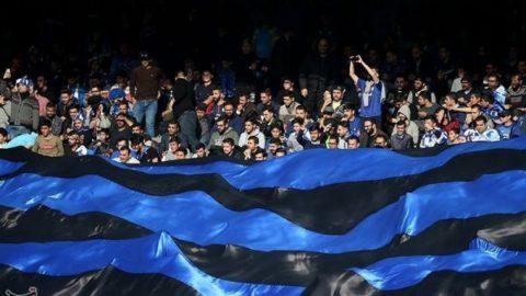 واکنش عجیب هواداران استقلال در روز برد پرگل آبیها