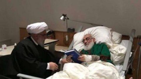 پاسخ وزارت بهداشت به شایعه قصور پزشکی در درمان آیتالله هاشمیشاهرودی