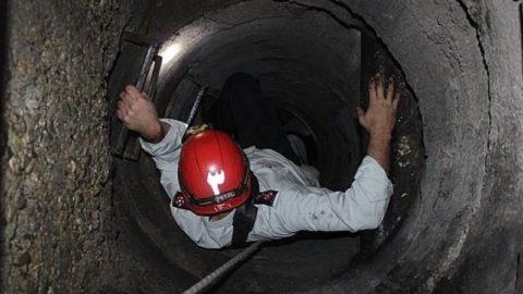 کشف پیکر یکی از مفقودشدگان در کانال زیرزمینی خیابان پیروزی