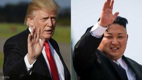 تمایل ترامپ به گفتوگوی تلفنی با رهبر کرهشمالی