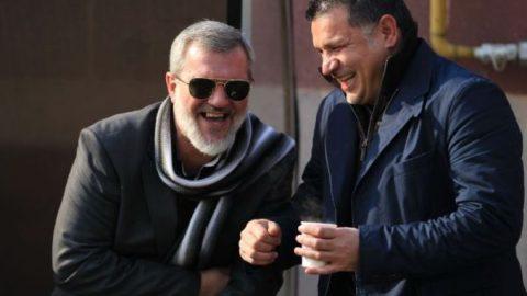 رویانیان: احمدی نژاد مخالف حضور دایی در پرسپولیس بود