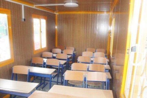 مدارس مناطق زلزلهزده تا مهر سال آینده احداث میشود