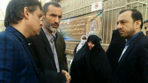 حمیدبقایی در دادگاه تجدیدنظر حضور پیدا کرد
