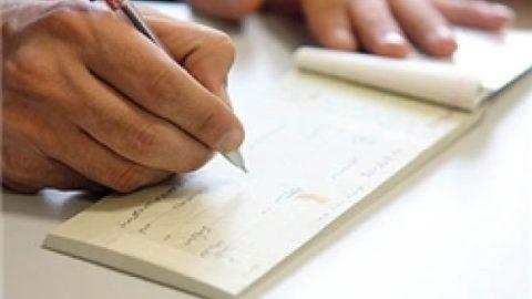 ۱۴.۸ درصد چکهای صادر شده در دی ماه برگشت خورد