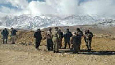 آخرین وضعیت تیم های امدادی در ارتفاعات نغول