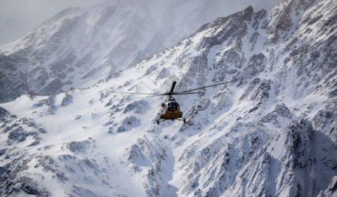 اگر هواپیما کمی بالاتر بود قله را رد میکرد