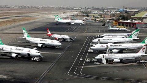 افزایش لغو پرواز ها پس از سقوط هواپیما تهران-یاسوج / آیا باید هواپیمایی سقوط کند تا به ایمنی پروازها حساس شویم؟