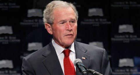 بوش پسر : روس ها در انتخابات ۲۰۱۶ مداخله کرده اند