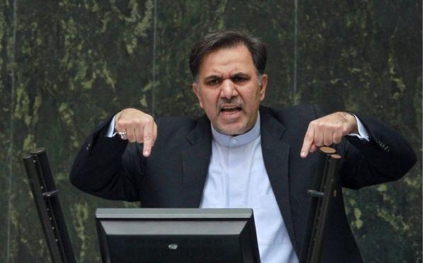 تصویر امضاهای نمایندگان مجلس برای استیضاح آخوندی