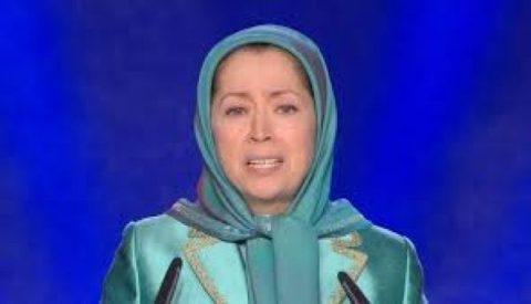 مریم رجوی: اغتشاشهای اخیر ایران کار ما بود