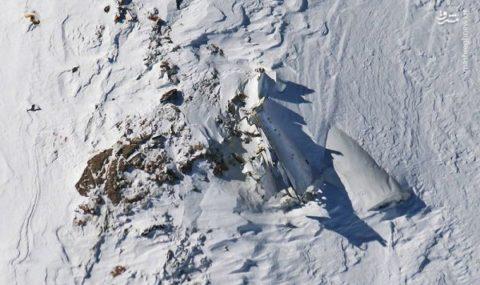 اخبار ضد و نقیض از پیدا شدن جعبه سیاه هواپیمای آسمان