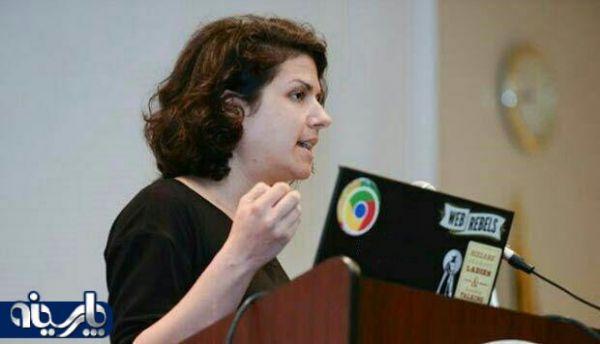 يكي از مديران موفق گوگل يك زن ايراني است