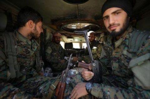 پنتاگون از وقفه در عملیات ضد داعش در شرق سوریه خبر داد