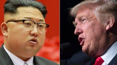 ترامپ خواهان دیدار با رهبر کره شمالی شد