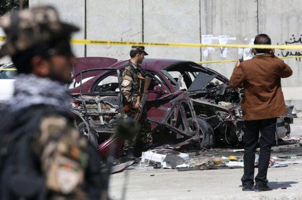 انفجار در کابل ۹ کشته برجا گذاشت/داعش مسئولیت این عملیات را برعهده گرفت